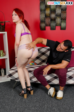 Lycha Gets Her Sexy Ass Fucked!